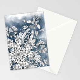 a Night in Summer Stationery Cards