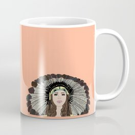Southwest queen Coffee Mug
