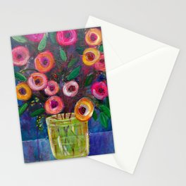 A Bouquet of Joy Stationery Cards
