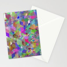 Panelscape - #1 society6 custom generation Stationery Cards