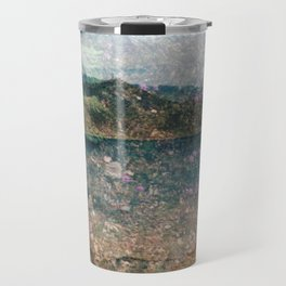 MM 333 . Purple x Mountain Scapes Travel Mug