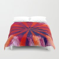 focus Duvet Covers featuring *Focus* by Mr and Mrs Quirynen