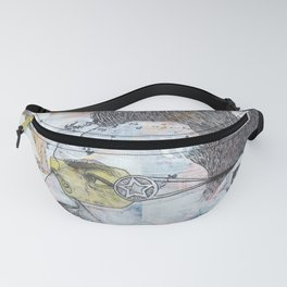 Bono - I Still Haven't Found What I'm Looking For Fanny Pack