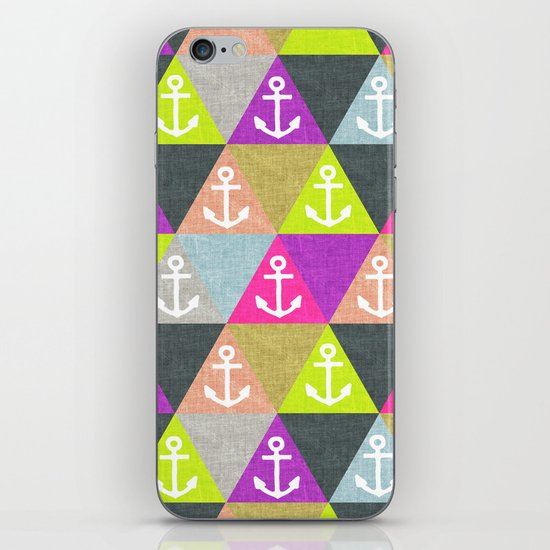 Ahoy! iPhone & iPod Skin