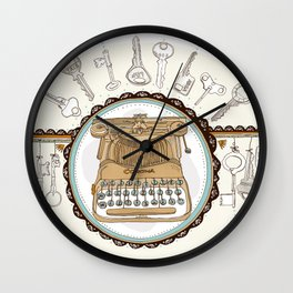 Back in my day Wall Clock