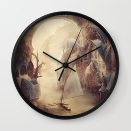 Bridgeport Wall Clock