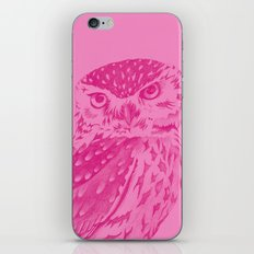 Pinkowl iPhone & iPod Skin