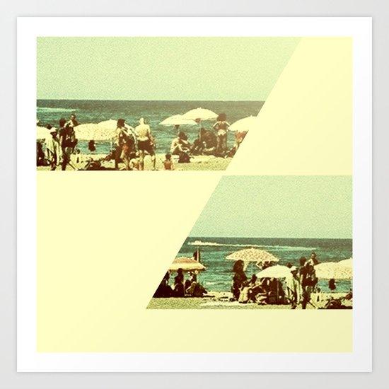 More summertime Art Print