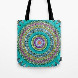 dreaming mandala Tote Bag