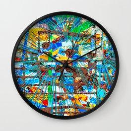 Vargamari (Goldberg Variations #11) Wall Clock