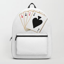 Four Aces Backpack