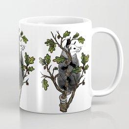 Oak Opossum by Boo Hag Coffee Mug