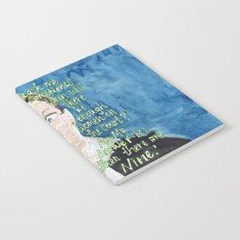 Ruth Bader Ginsberg Notebook