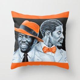 Idlewild  Throw Pillow