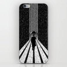 Winter's Long Road iPhone & iPod Skin