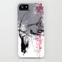 a red moment - response 3rd iPhone Case