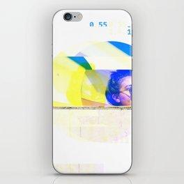 GLITCH NATURE #18: Honolulu iPhone Skin