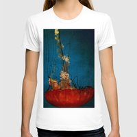 under the sea T-shirts featuring Under The Mystic Sea by Bella Blue Photography