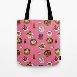 Wah Court Tote Bag