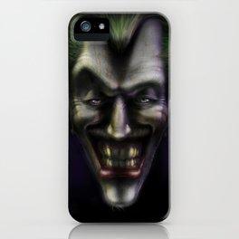 Jocker iPhone Case
