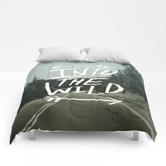 Into the Wild II Comforters