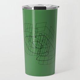 g like green Travel Mug