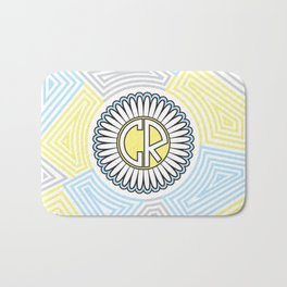 CR Logo Bath Mat