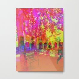 Multiplicitous extrapolatable characterization. 19 Metal Print