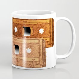 Cassette lovers Coffee Mug