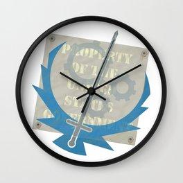 Brotherhood Property Wall Clock