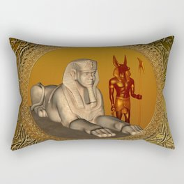 Egyptian sign Rectangular Pillow