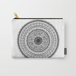 Zendala - Zentangle®-Inspired Art - ZIA 15 Carry-All Pouch