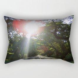 Sun Light, Sun Bright Rectangular Pillow