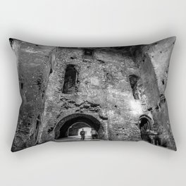 Ghosts of the past Rectangular Pillow