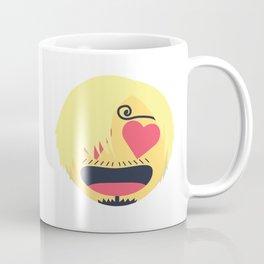Sanji Emoji Design Coffee Mug