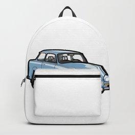 German Trabant DDR Oldtimer Youngtimer Classic Car Backpack