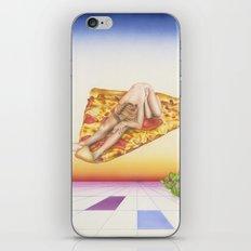 Pizza 69 iPhone & iPod Skin