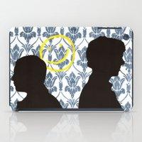 221b iPad Cases featuring 221B (BBC Sherlock) by Marie | Gib
