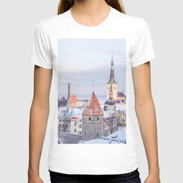 European Winter T-shirt