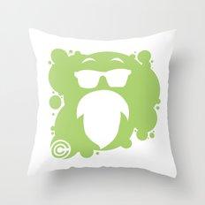 Muten Corp. Throw Pillow