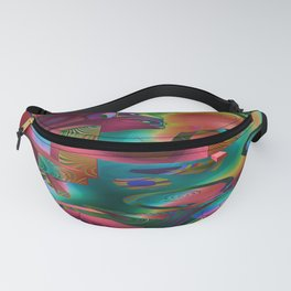 Polyzonality Fanny Pack