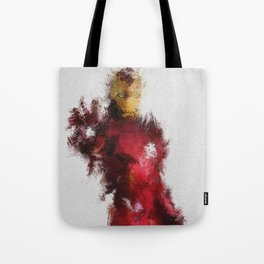 Made of Iron Tote Bag