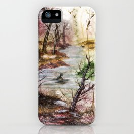 Gaze and Adapt iPhone Case