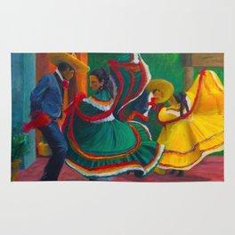 Baile Folklorico Rug