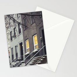 Home for the Holidays  Stationery Cards