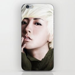 Chanmi iPhone Skin