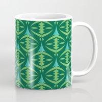 Forest Guardians Pattern Mug