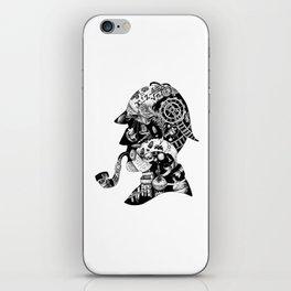 Mr. Holmes iPhone Skin