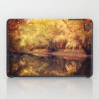 wisconsin iPad Cases featuring Wisconsin River by KunstFabrik_StaticMovement Manu Jobst