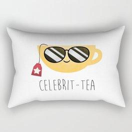 Celebrit-tea Rectangular Pillow
